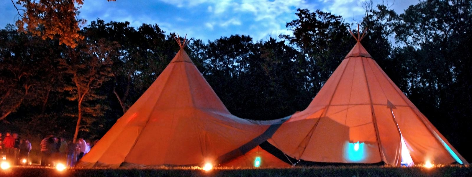 Tipis Yves Degravel Organisation
