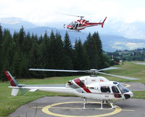 Vol panoramique helico - Yves Degravel Organisation
